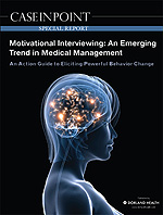 Motivational Interviewing: An Emerging Trend in Medical Management