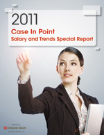 2011 Case In Point Salary & Trends Special Report
