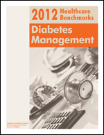 Pre-publication discount on 2012 Benchmarks in Diabetes Management