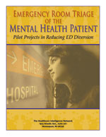 Pre-publication discount on Emergency Room Triage of  the Mental Health Patient: Pilot Projects in Reducing ED Diversion