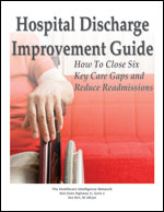 Discount on Hospital Discharge Improvement Guide: How to Close Six Key Care Gaps and Reduce Readmissions