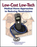 Pre-publication savings on Low-Cost Low-Tech Medical Home Approaches to Reducing Hospital Readmissions