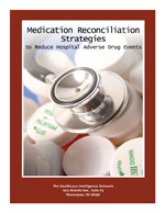 Medication Reconciliation Strategies to Reduce Hospital Adverse Drug Events