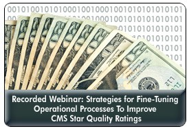 A Strategic, Best Practice Approach to Improve CMS Star Quality Ratings,