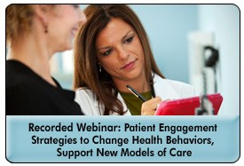 Patient Engagement in the Patient-Centered Medical Home: A Continuum Approach